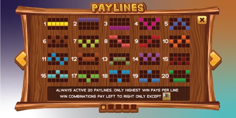 payline slot
