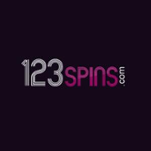 123 Spins Casino logo