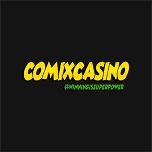 Comix Casino logo
