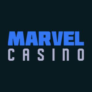 Marvel Casino logo