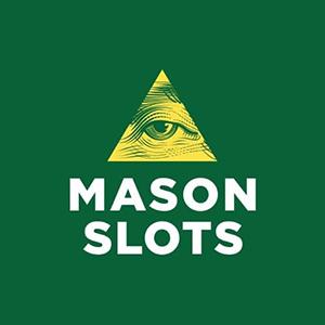 Mason Slots Casino logo