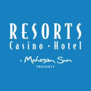Resorts Casino logo