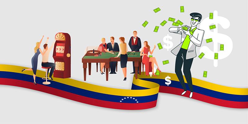 venezuela gambling