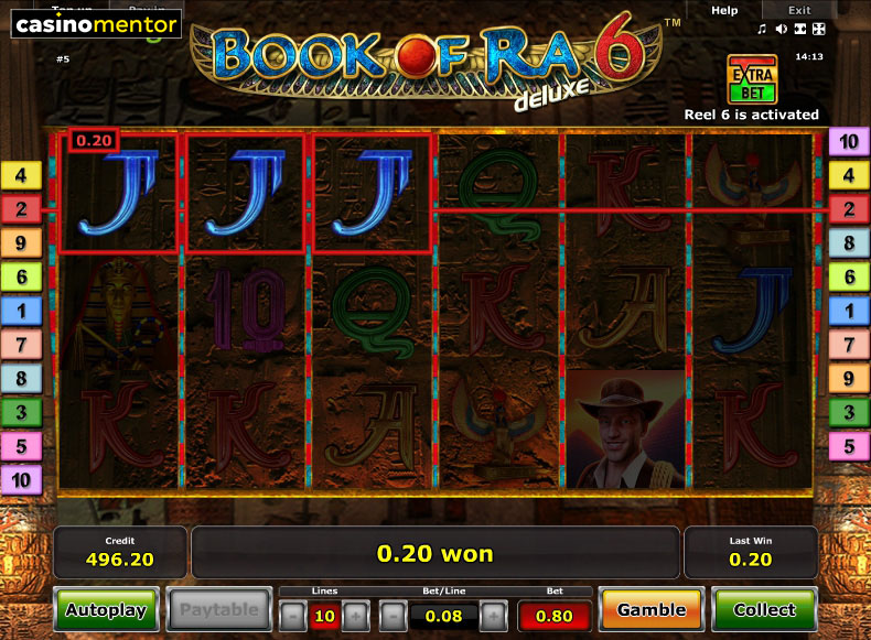 Book Of Ra Deluxe 3 Online Free