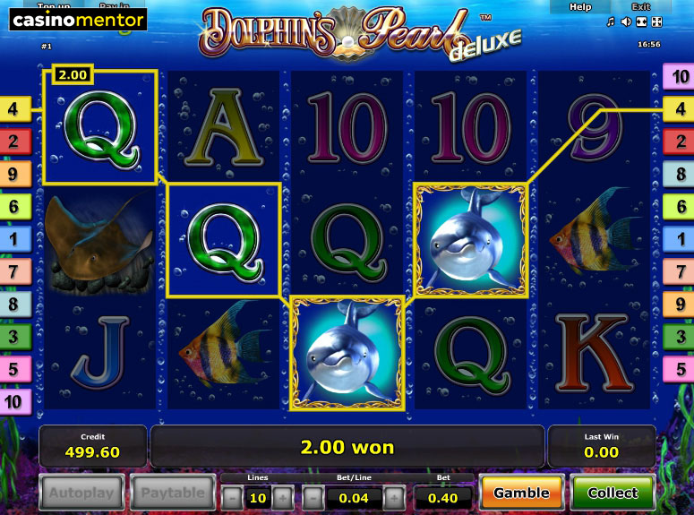 Dolphins Pearl Casino Game