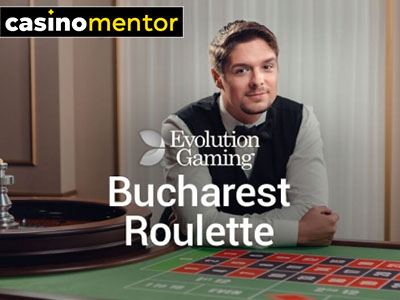 Bucharest Roulette (Evolution Gaming)