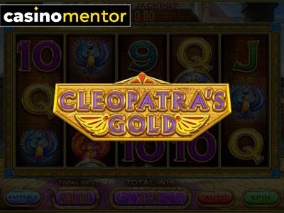 Cleopatra's Gold (Leander Games)