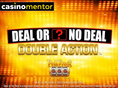 Deal Or No Deal: Double Action
