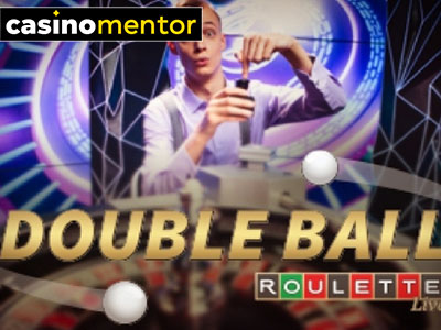 Double Ball Roulette (Evolution Gaming)