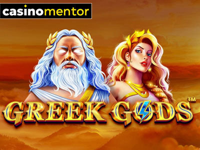 Greek Gods (Pragmatic Play)