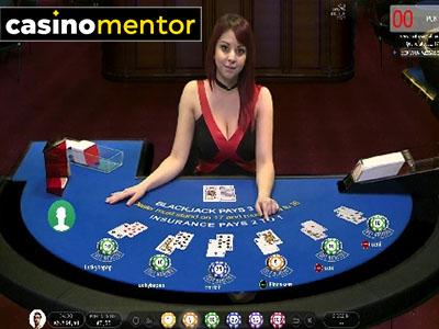 Live Blackjack (Pragmatic Play)
