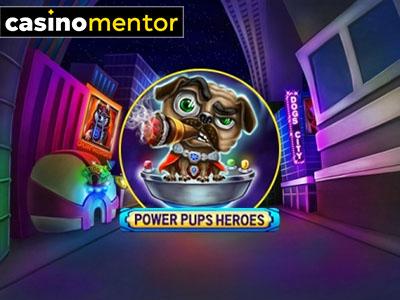 Power Pups Heroes