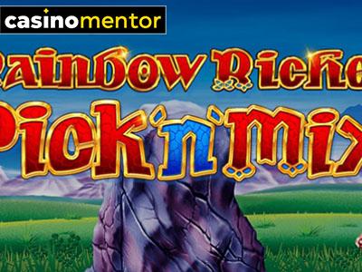 Rainbow Riches Pick'n'Mix
