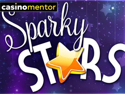Sparky Stars Dice