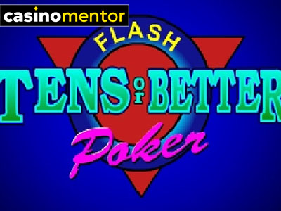 Tens or Better (Microgaming)