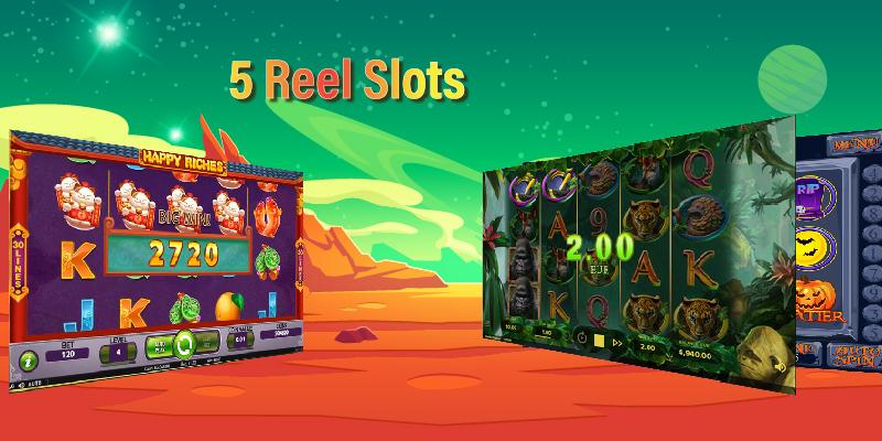 5-reel-slots