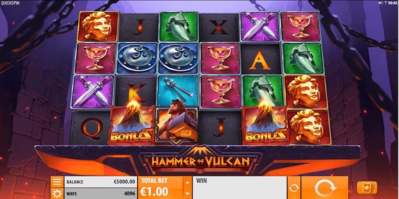 hammer-of-vulcan-slot