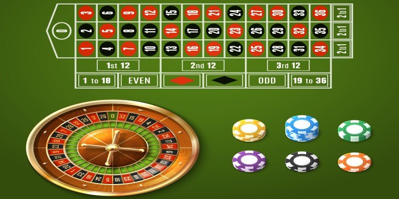 Roulette Payouts Chart