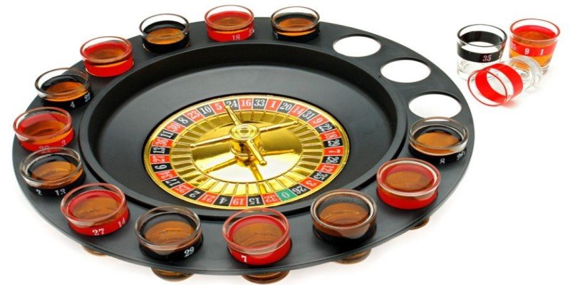 what is shot roulette?