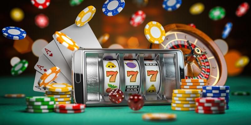 slot machine casino