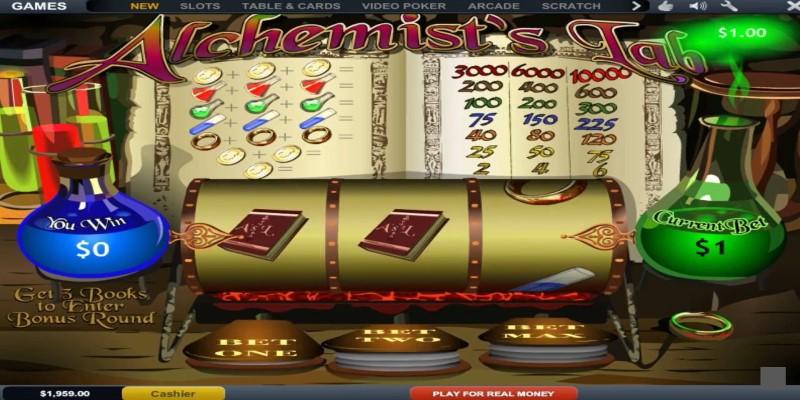 Top 5 best classic slots alchemists lab