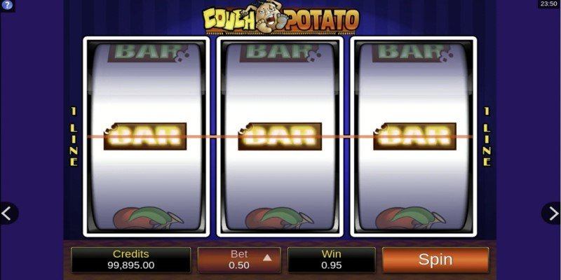 Top 5 best classic slots Couch Potato