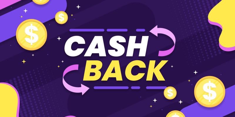 How to claim cashback bonus