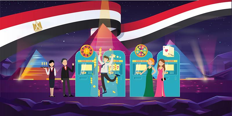 online casino egyptian