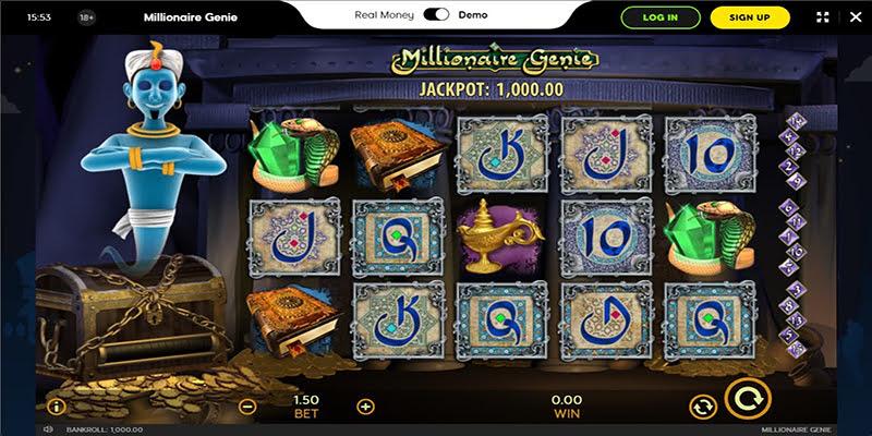 888 casino genie